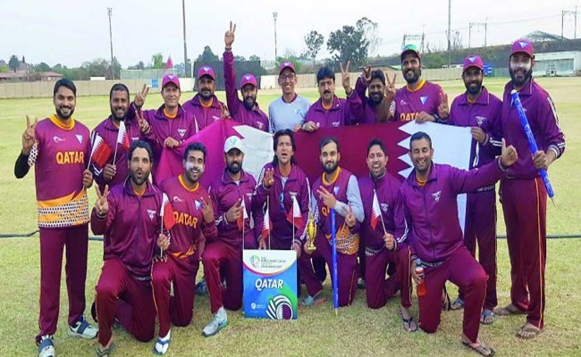 Sajjad shines as Qatar clinch third place in WCL Division 5