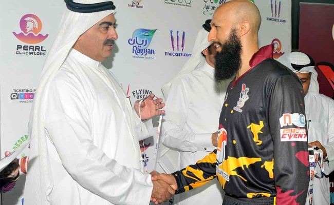 Falcon Hunters win Qatar T10 Cricket League